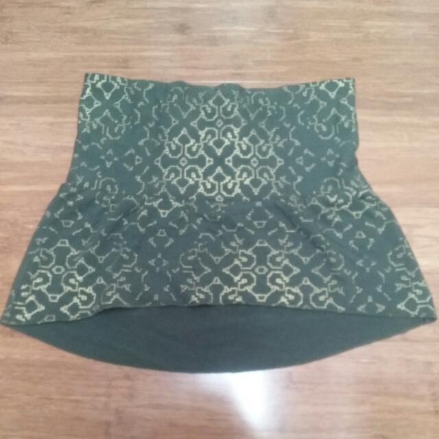 Mahadevi Skirt Bamboo Organic Cotton