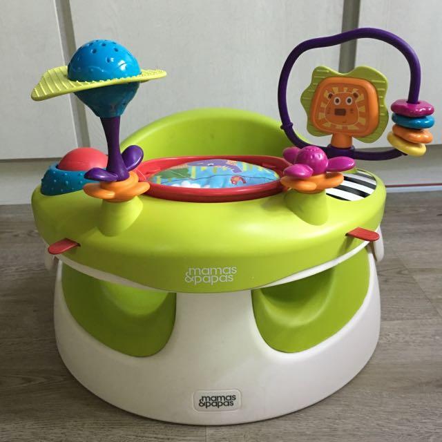 Mamas Papas Baby Snug Floor Seat Babies Kids On Carousell