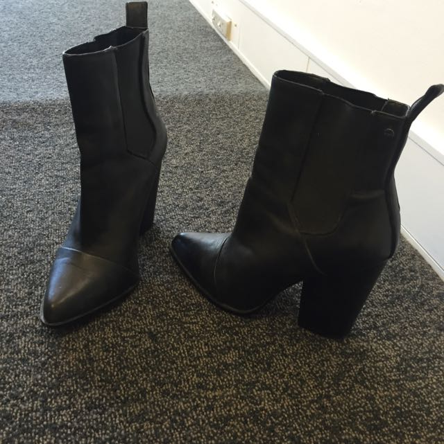 Mimco Boots Shoes Size 38