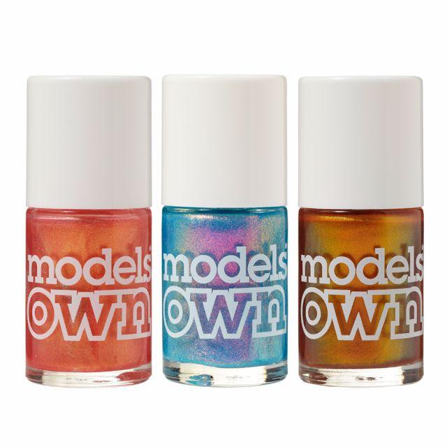 英國ModelsOwn指甲油(三色)