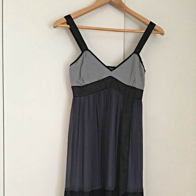 Ojay Chiffon Dress Size 6