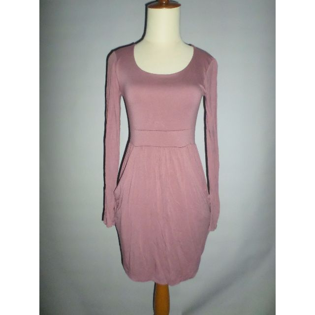 Peach Dress FOREVER 21