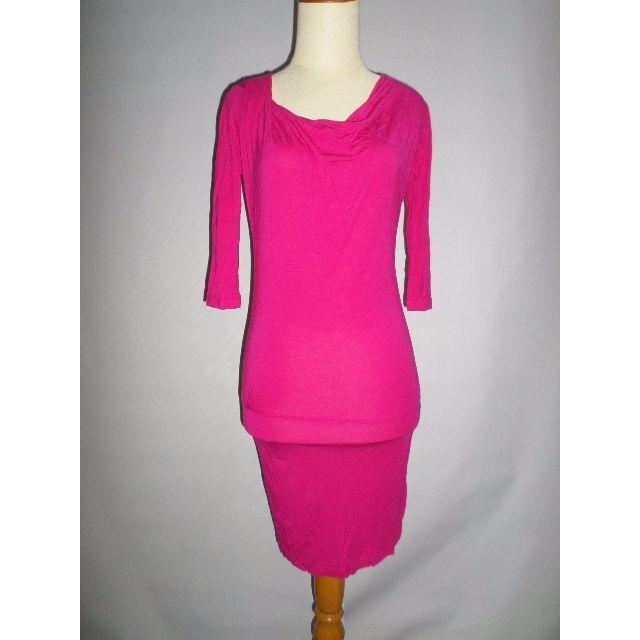 Pink Dress MANGO