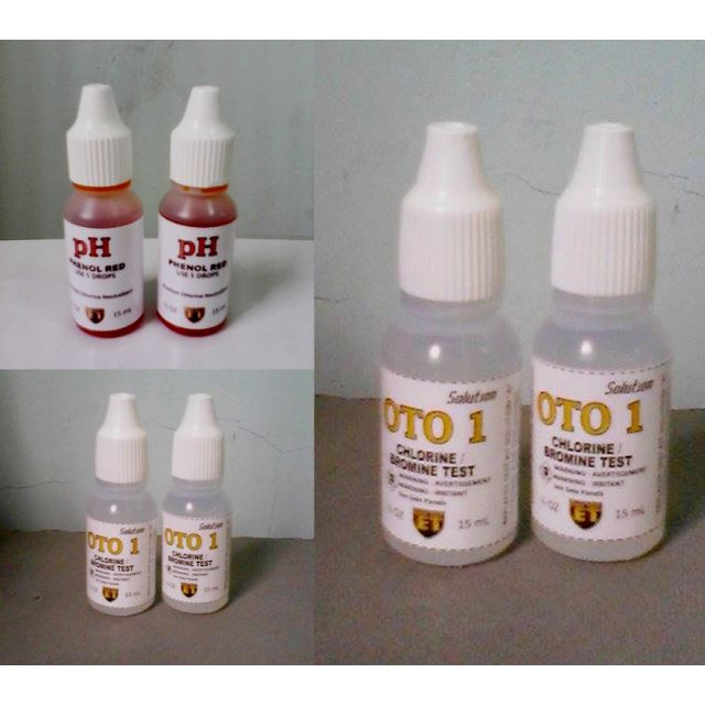 REFILL PHENOL RED Paling Murah merk Easy Test