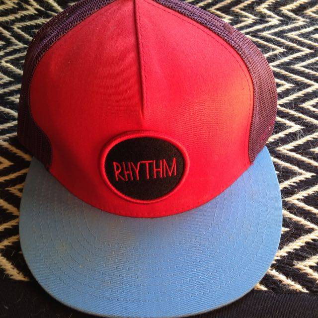 Rhythm Trucker Cap