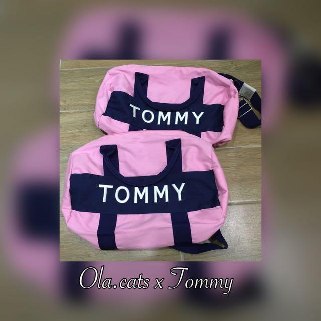 Tommy 圓桶包