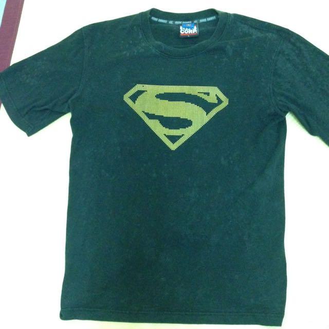 潮牌短T(supermanXRDS)