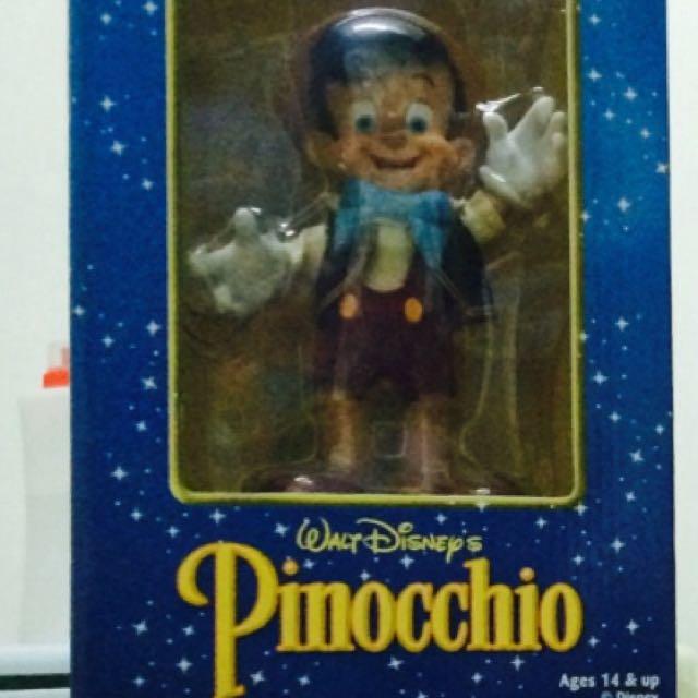Vcd皮諾丘小木偶