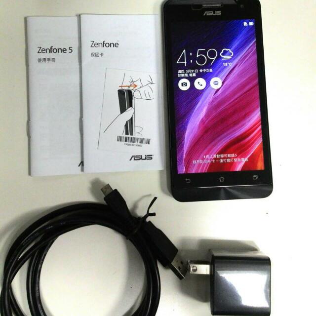 ZenFone5(保留至4月12號晚上9點)