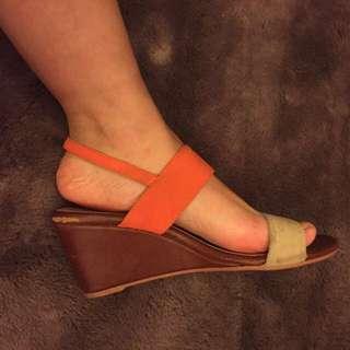 韓風氣質涼鞋