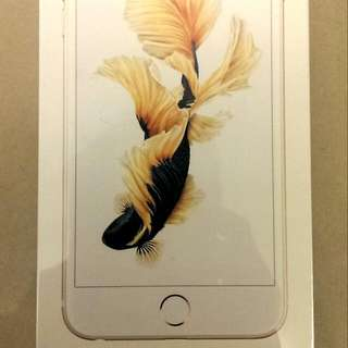 iphone 6s Plus 64GB 香檳金