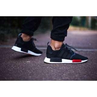 Adidas NMD R1 Footlocker聯名款  歐洲限定 網格 慢跑鞋 全新 現貨在台