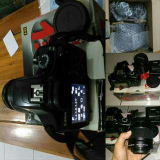 Canon Eos Rebel T3/1100D