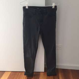 Riders By Lee Black Jeans Size: 8