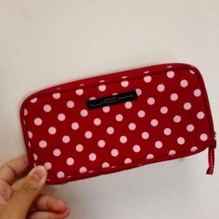Red Dot Purse