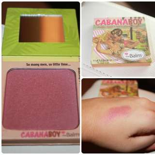 The Balm Powder Blush - Cabana Boy