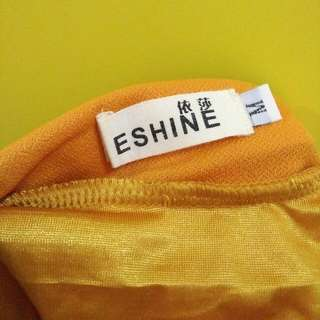 Yellow Skirt Import
