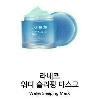 蘭芝 晚安凍膜 (LANEIGE Water Sleeping Mask)