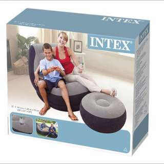Intex Inflatable Chair (to bless)(reserved)