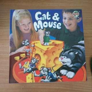 貓和老鼠蛋糕起士塔