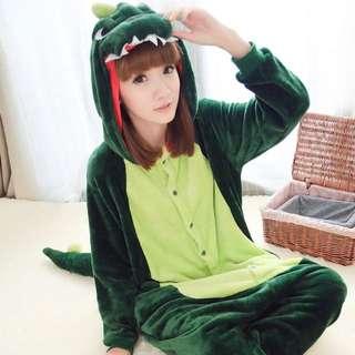 恐龍裝/恐龍連身衣/皮卡丘動物多種卡通連身衣/COSPLAY衣服