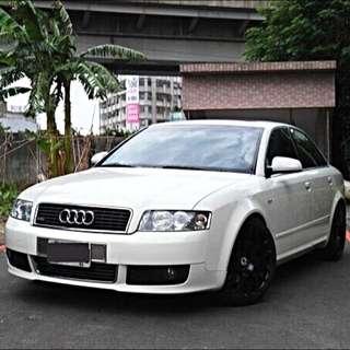Audi 奧迪 A4 B6 1.8T渦輪