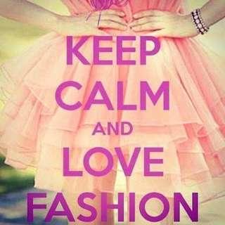 🎀 Love Fashion