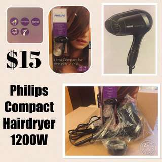 Philips Hair Dryer Compact
