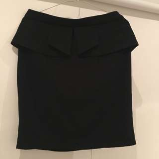 Tokito City High Waisted Skirt