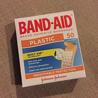 🔆Band Aid Plastic 50, New5