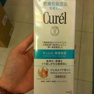 (全新)珂潤 Curel 保濕深層卸妝凝露 130g