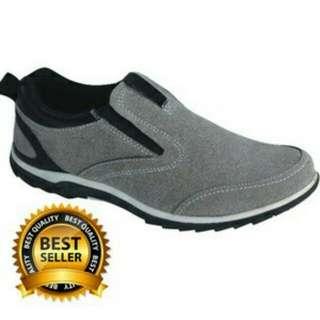Sepatu Slip On Pria Trendi N Murah Sd 008