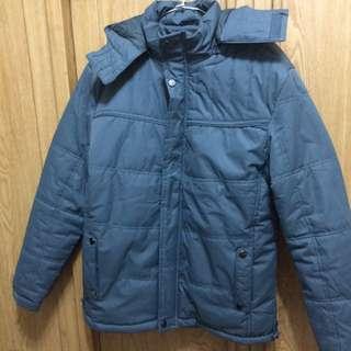 超保暖風衣 Heavy Coat