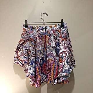 Floral Maloola Skirt