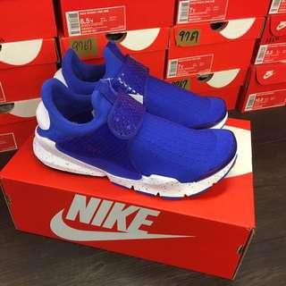 Nike Sock Dart Se 保藍 8-10 保證正品 台中ㄧ中可面交