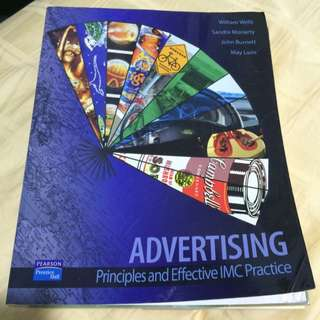 Advertising Principles And Effective IMC Practice