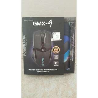 GMX 9 Gaming Mouse (Negotiable)