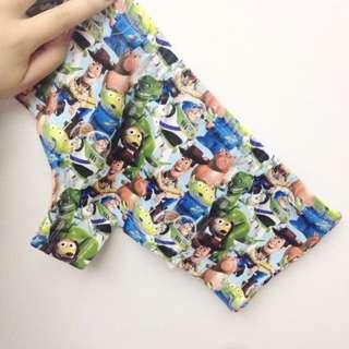 Top shop x Disney 聯名內褲 玩具總動員