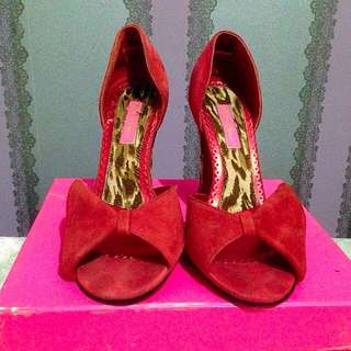 Preloved Betsey Johnson Shoes