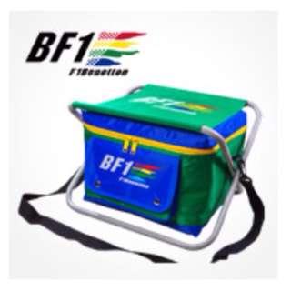野餐必備神器 班尼頓BF1 野餐保溫袋折疊座椅