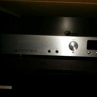 Integrated Amplifier - Micromega IA-60