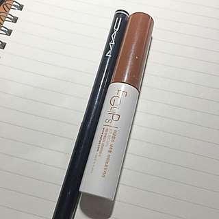 Mac 眼線筆/ EGLIPS 染眉膏