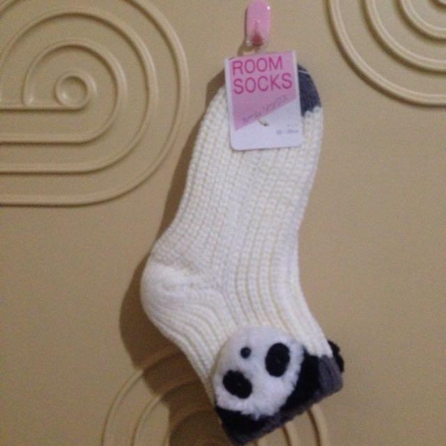 熊貓居家襪