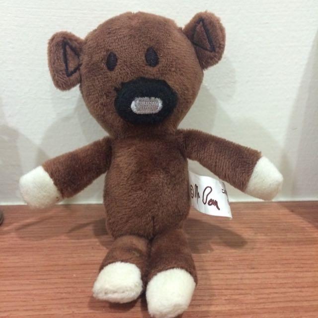 豆豆先生的熊