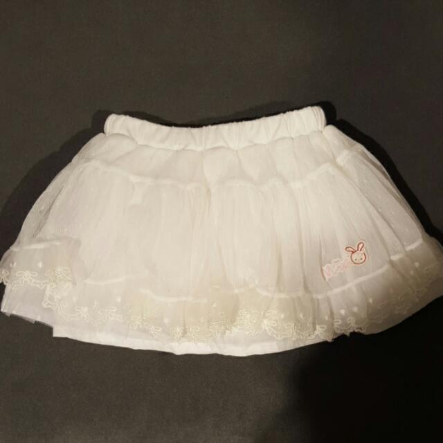 麗嬰房嬰兒紗裙