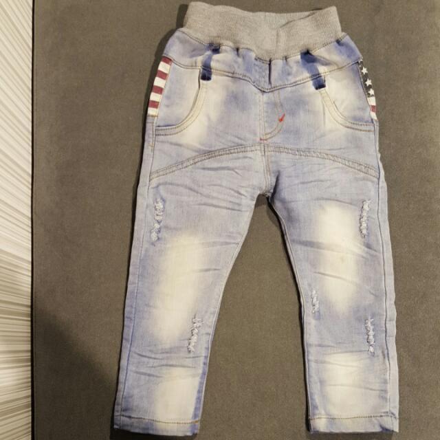 小童牛仔褲