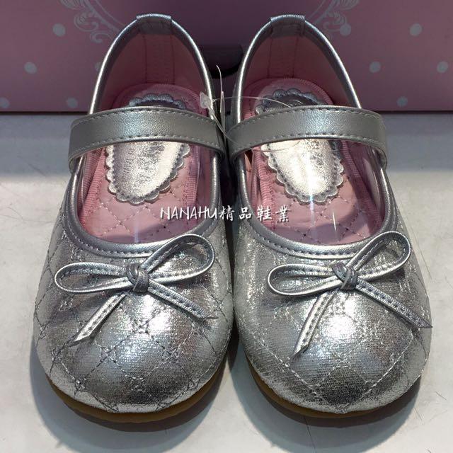 可愛小公主娃娃鞋💕銀