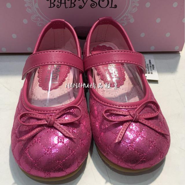 可愛小公主娃娃鞋💕桃