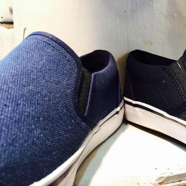 🔰依然免運費😎型男必備懶人鞋‼️帆布透氣又防滑🎉🎉