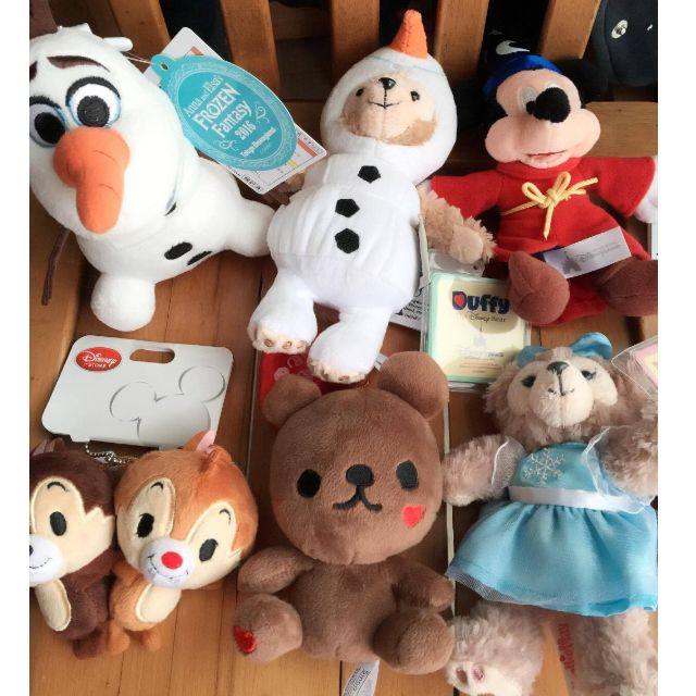 (香港,日本) 迪士尼娃娃  (全部一起帶有優惠)